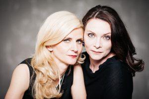 Anna und Ines Walachowski