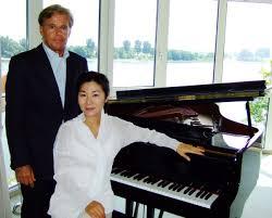 Sung-Hee Kim-Wüst, Klavier, Hans-Werner Wüst, Sprecher